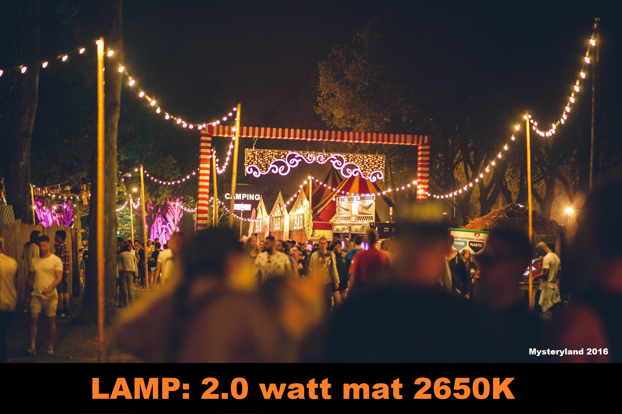 Prikkabel 25 meter 25 warm witte LED lampen – Prikkabelverhuur.nl