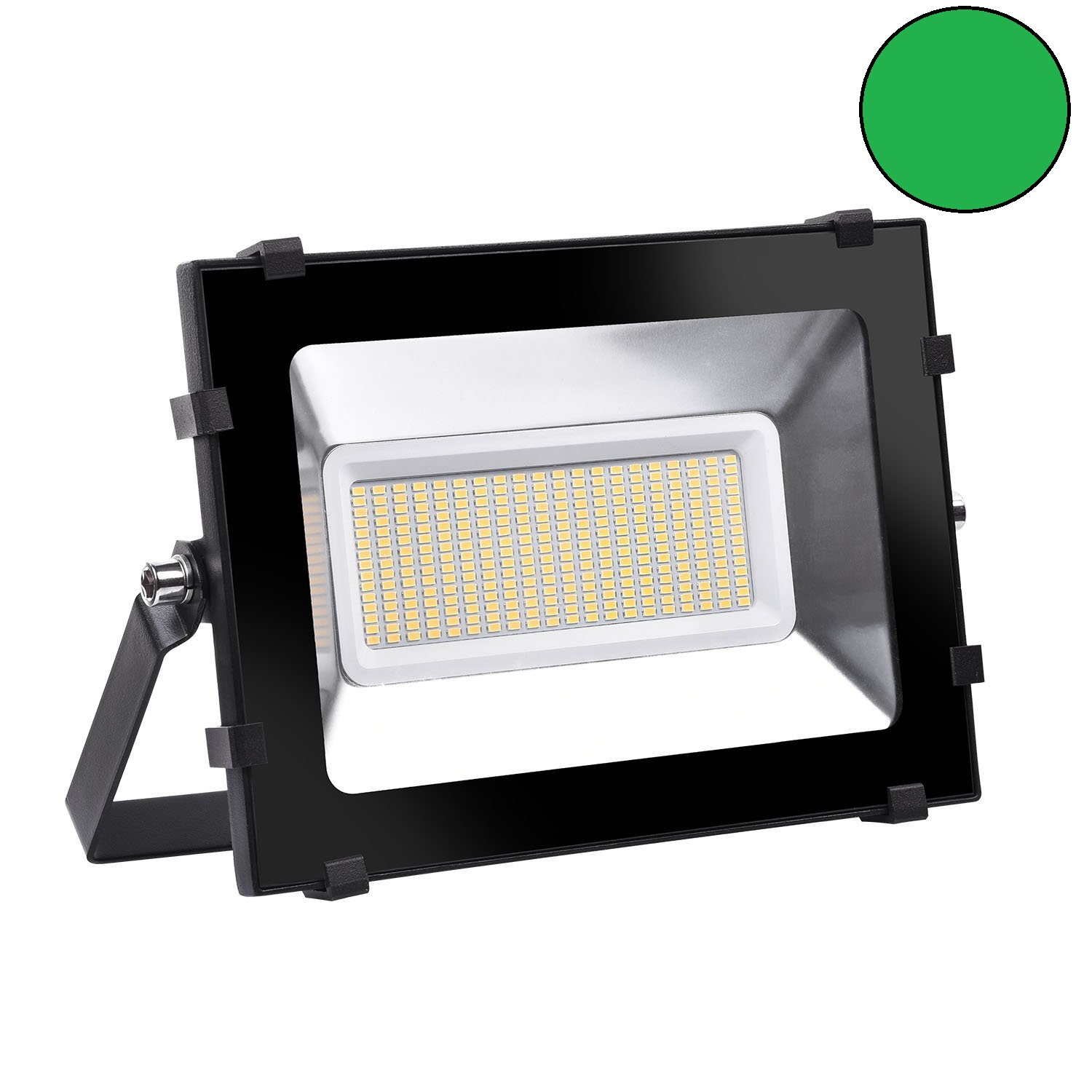 Floodlight led 150 watt groen outdoor for Corrispondenza led watt