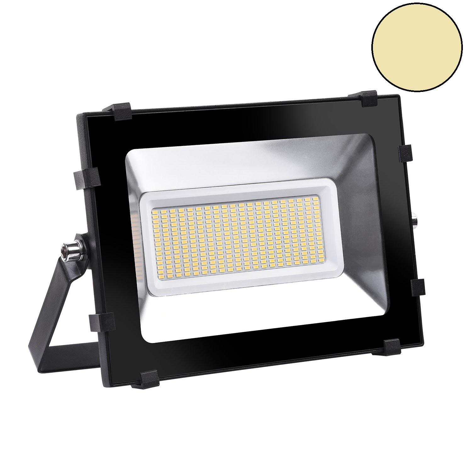 Floodlight LED 150 watt warm wit huren