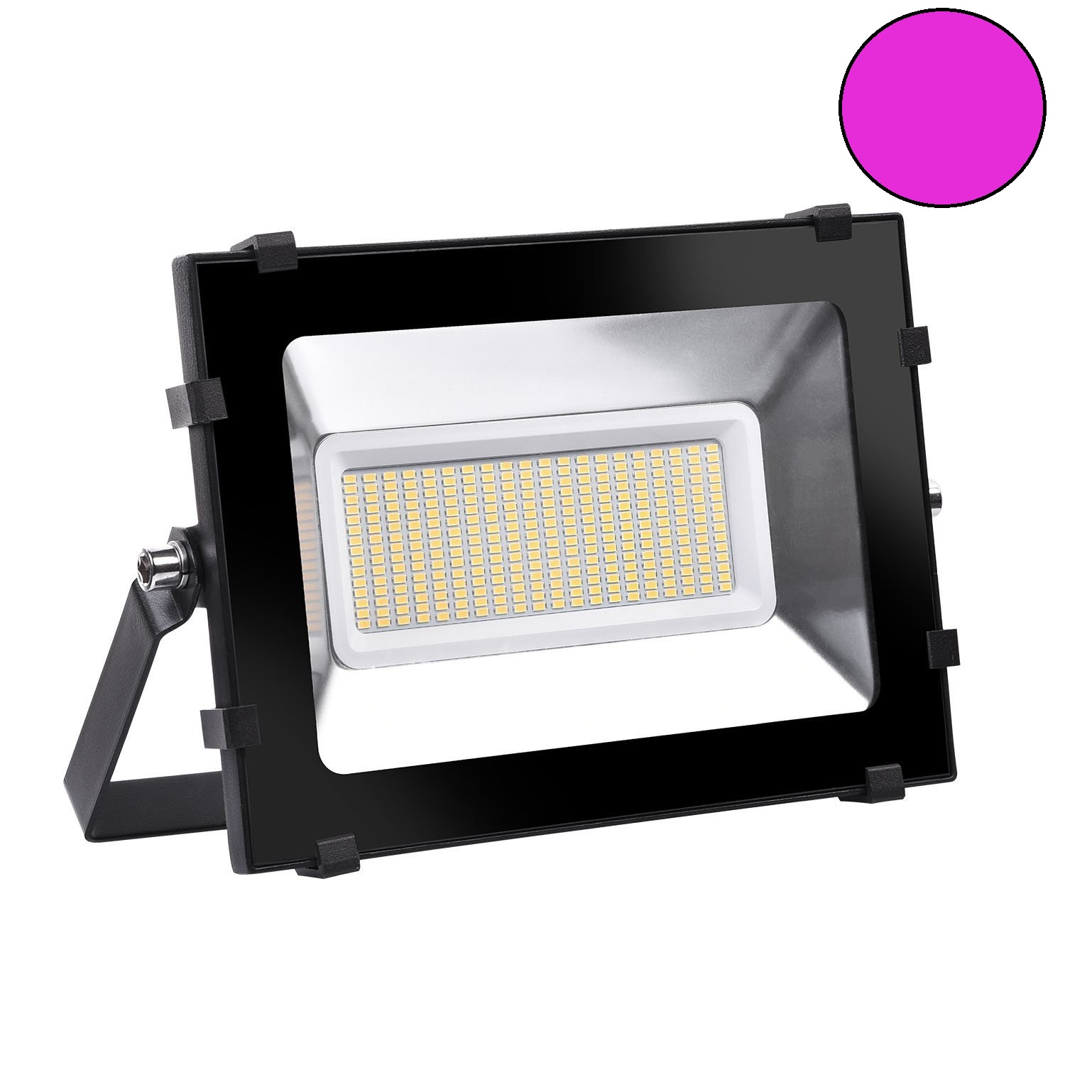 floodlight led 150 watt paars outdoor. Black Bedroom Furniture Sets. Home Design Ideas