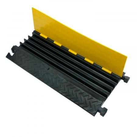 5 kanaals kabelbrug zwart huren