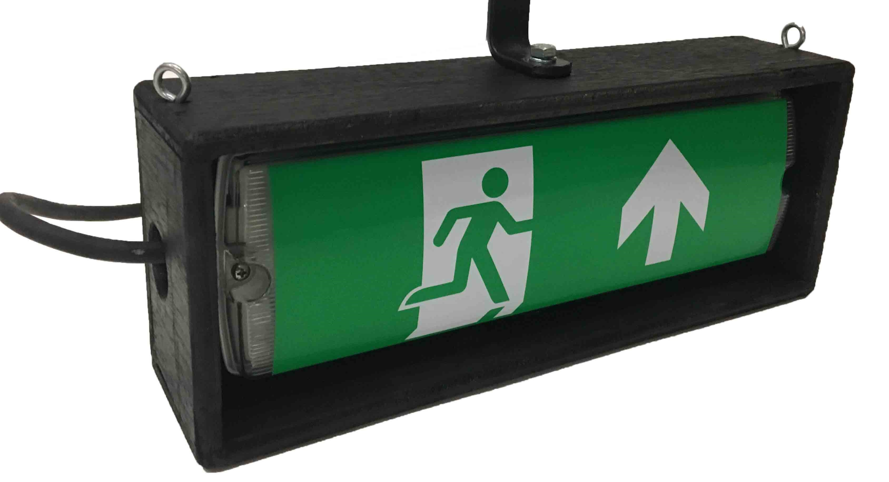 verlichting alsmede verlichte nooduitgang bordjes led ook deze noodverlichting kunnen wij eenvoudig versturen naar maastricht middels de verzendbox